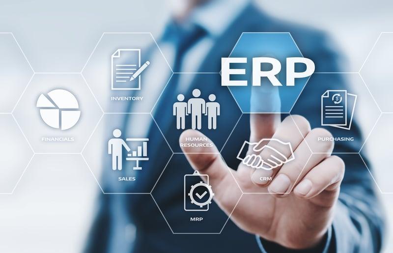Kegunaan Software ERP Sistem