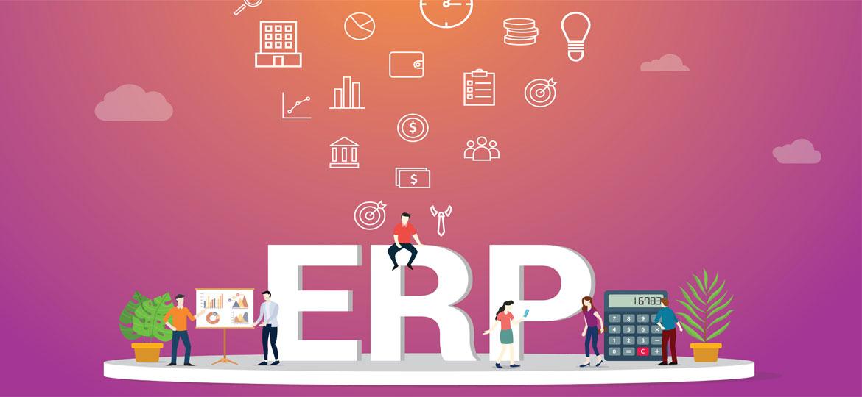 Konsep ERP Sistem untuk Mendukung Management SDM Perusahaan